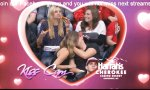 Pizza Kiss Cam