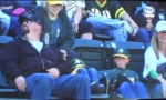 Kid vs Foul Ball