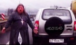Fat Jesus Is a Bad Driver